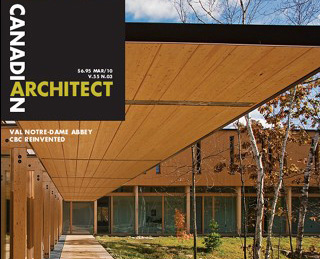 Canadian Architect <br> March 2010 V.55 N.03